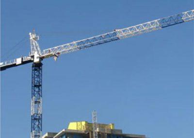 Tower-Crane-Sky